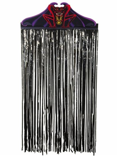 Cortinas De Baño Halloween ~ Dikidu.com