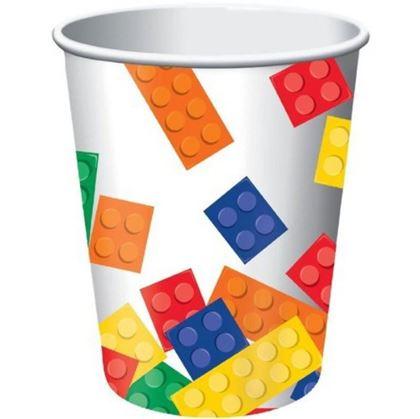Imagens de COPOS LEGO