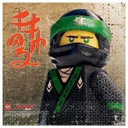Imagens de GUARDANAPOS LEGO NINJAGO