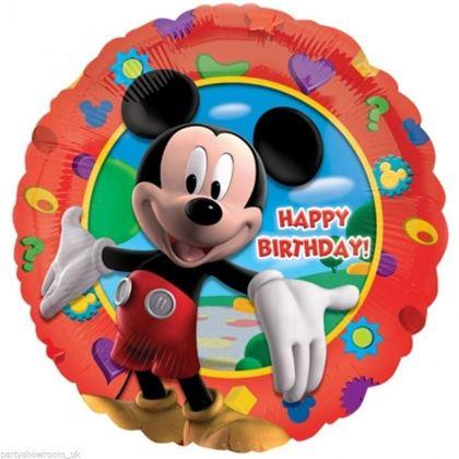 Imagens de BALÃO MICKEY HAPPY BIRTHDAY!