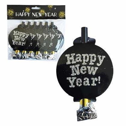 Imagens de LÍNGUAS DA SOGRA HAPPY NEW YEAR PRATA