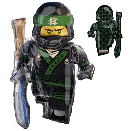 Imagens de BALÃO FOIL LEGO NINJAGO