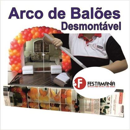 Imagens de ARCO DESMONTÁVEL PARA BALÕES