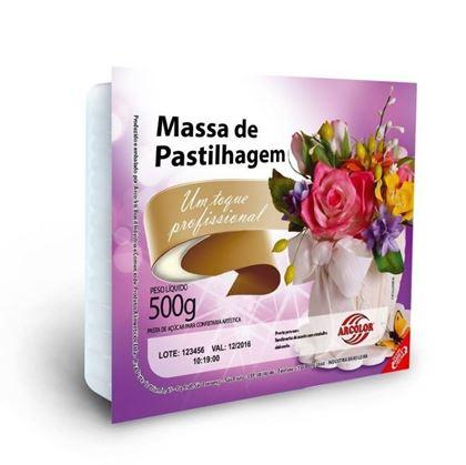 Imagens de MASSA DE PASTILHAGEM 500GR