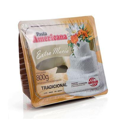 Imagens de PASTA AMERICANA CHOCOPASTA 800GR