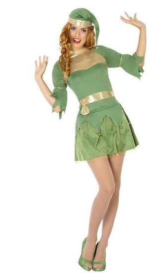 Picture of FATO DUENDE VERDE MULHER