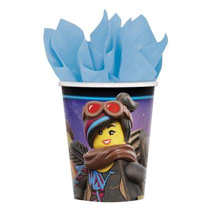 Imagens de COPOS LEGO MOVIE 2