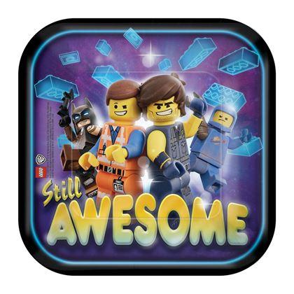Imagens de PRATOS LEGO MOVIE 2