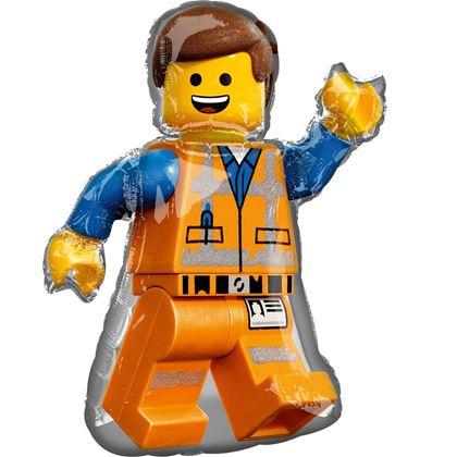 Imagens de BALÃO SUPERSHAPE LEGO MOVIE 2