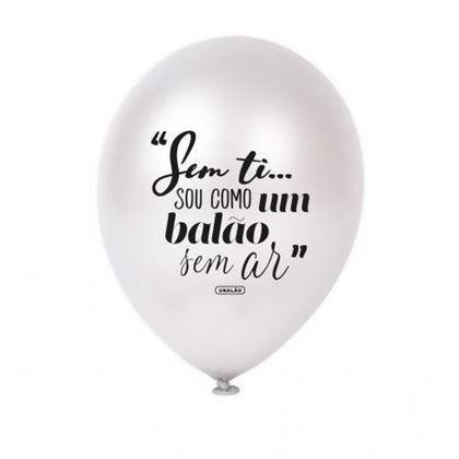 """Imagens de UBALÃO PÉROLA - """"SEM TI SOU COMO UM BALÃO SEM AR"""""""