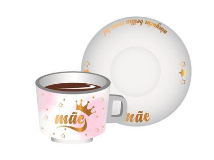 Imagens de SET CAFÉ MÃE COM CAIXA