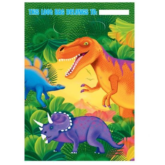 Picture of SACOS OFERTA DINOSSAUROS PARTY