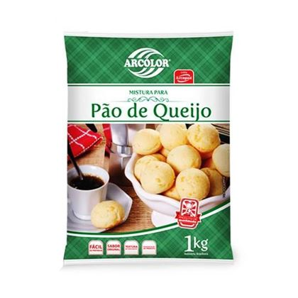 Imagens de PÃO DE QUEIJO 1KG