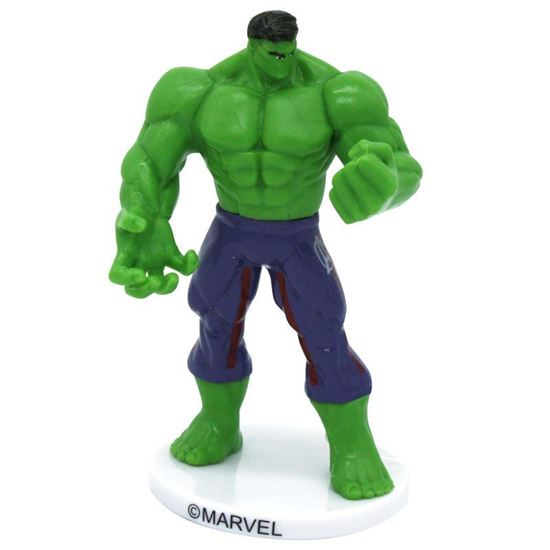 Picture of HULK PVC 9CM - AVENGERS