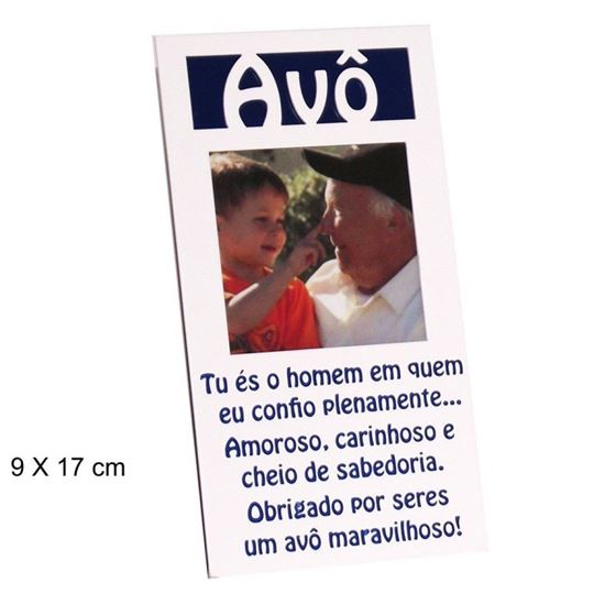 Picture of MOLDURA C/ MENSAGEM AVÔ