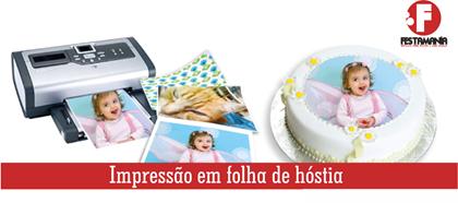 Imagens de IMPRESSÃO EM FOLHA DE HÓSTIA PERSONALIZADA TAMANHO A3