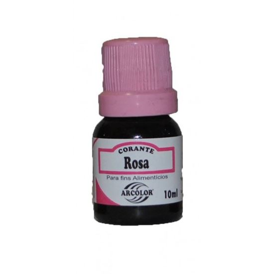 Picture of CORANTE LÍQUIDO ROSA 10ML