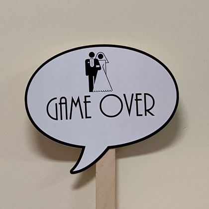 """Imagens de PLACA """"GAME OVER"""""""