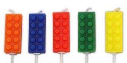 Imagens de VELAS BLOCK PARTY - LEGO