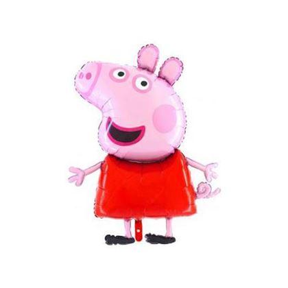 Imagens de BALÃO MINISHAPE PEPPA PIG