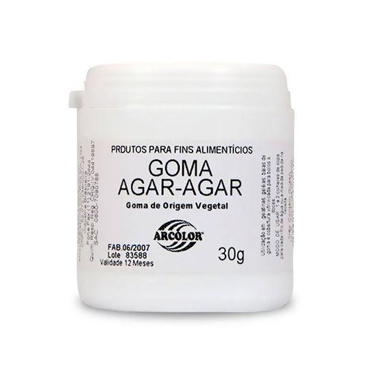 Picture of GOMA AGAR AGAR 30GR