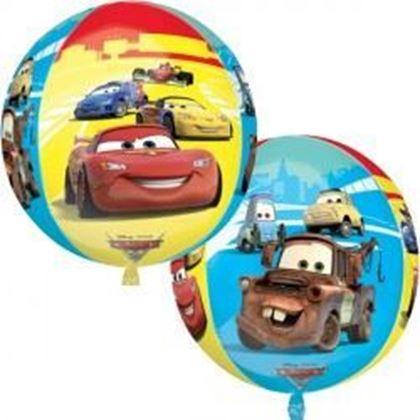 Imagens de BALÃO ORBZ CARS