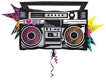 Imagens de BALAO FOIL RADIO ANOS 80