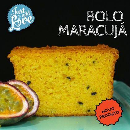 Imagens de BOLO MARACUJÁ 500GR