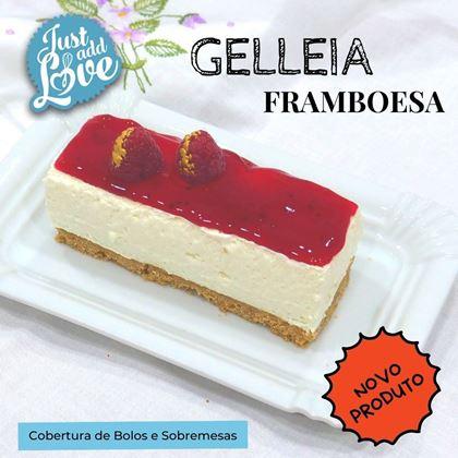 Imagens de GELEIA DE FRAMBOESA 500GR