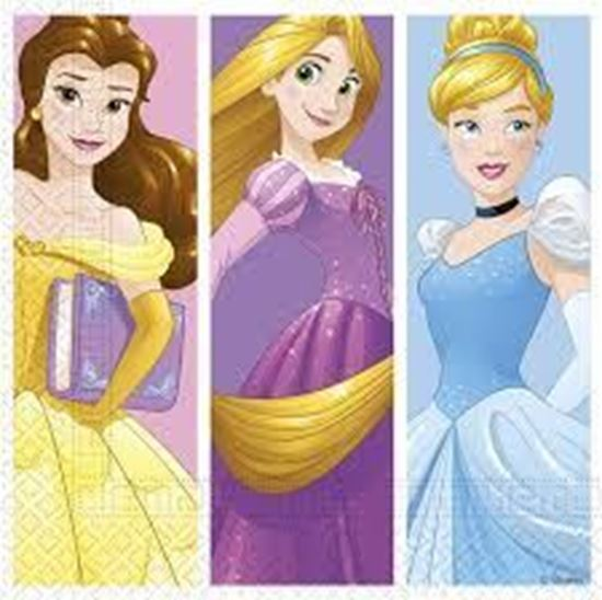 Picture of GUARDANAPOS PRINCESAS DAY DREAM