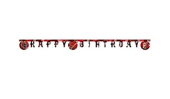 Picture of BANNER HAPPY BIRTHDAY LEGO NINJAGO