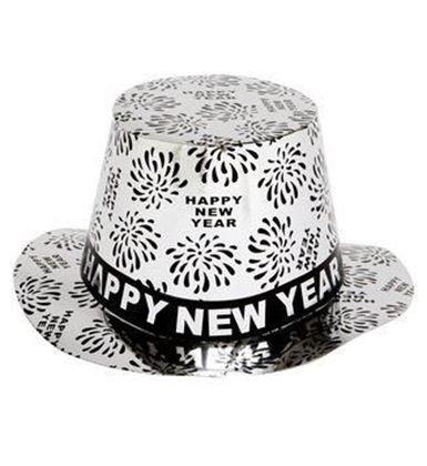 Imagens de CARTOLA HAPPY NEW YEAR PRATA