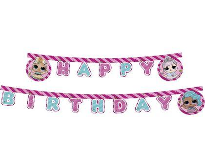 Imagens de GRINALDA RECORTADA HAPPY BIRTHDAY LOL