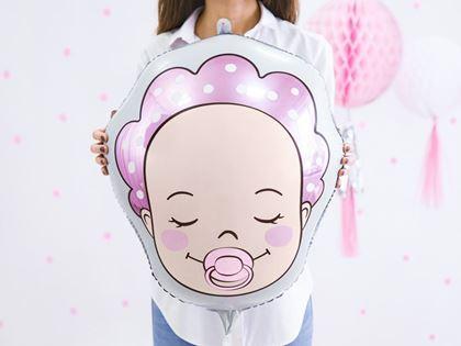 Imagens de BALÃO FOIL BABY GIRL
