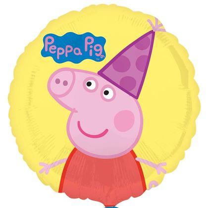 """Imagens de BALÃO FOIL 18"""" PEPPA PIG"""