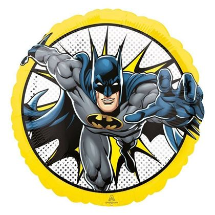 Imagens de BALÃO FOIL STANDART BATMAN