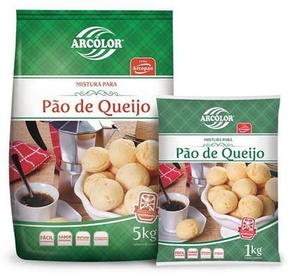Imagens de PREPARADO PÃO DE QUEIJO 500GR