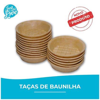 Imagens de TAÇA BAUNILHA 18 UNIDADES - 50GR