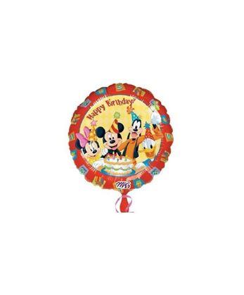 "Imagens de BALÃO FOIL 18"" MICKEY HAPPY BIRTHDAY"