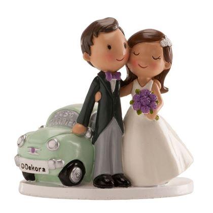 """Imagens de NOIVOS CARRO """"JUST MARRIED"""""""