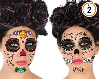 Imagens de TATUAGENS CATRINA MEXICANA HALLOWEEN